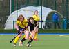 13 March 2020 at the National Hockey Centre, Glasgow Green.  Scottish Hockey Senior Schools Finals - Aspire Girls Cup - Perth Schools v Renfrewshire