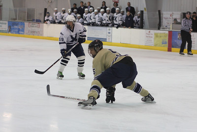 Pitt Greensburg 2014 CIHA National Tournament - Game 2