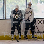 7/6/17, Warrior Arena Boston, MA: during the 2017 Bruins Developmental Camp