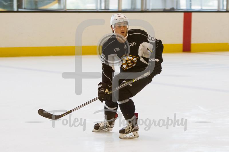 7/6/17, Warrior Arena Boston, MA: during the 2017 Bruins Developmental Camp