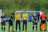 5 May 2018 at the National Hockey Centre, Glasgow Green. Scottish Hockey Cup Finals day. <br /> Men's Reserve Plate Final - Edinburgh University 3s v Hillhead 3s
