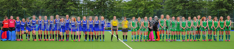 Scotland U16 Ladies v Ireland U16 Ladies