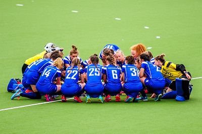 Scotland U16 V Ulster U16 Girls