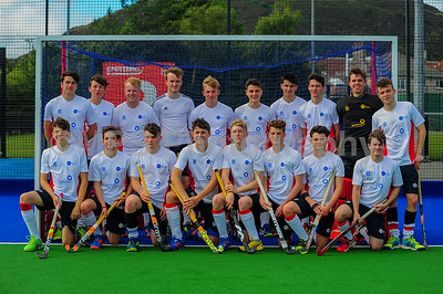 Scotland U18 V UK Colleges