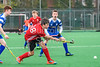 30 March 2018 at Titwood. Scotland Under 16 boys v Wales