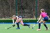 31 March 2018 at the National Hockey Centre, Glasgow Green. Scotland Under 16 Girls v Wales