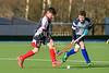 17 February 2018 at the National Hockey Centre, Glasgow Green. <br /> Scotland under 16 boys v UK Lions