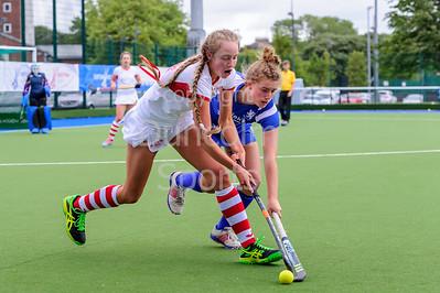 Scotland under 16 Girls v Ulster