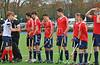 2 May 2016 at the National Hockey Centre, Glasgow Green. Scotland Under 18 Boys v England