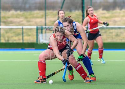 Scotland under 18 Girls v Wales