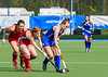 21 April 2019 at The National Hockey Centre, Glasgow Green.<br /> Scotland under 21 women v Wales