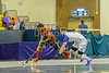 11 January 2020 at Bells Sports Centre, Perth. Indoor Hockey Test Match - Scotland v Canada.