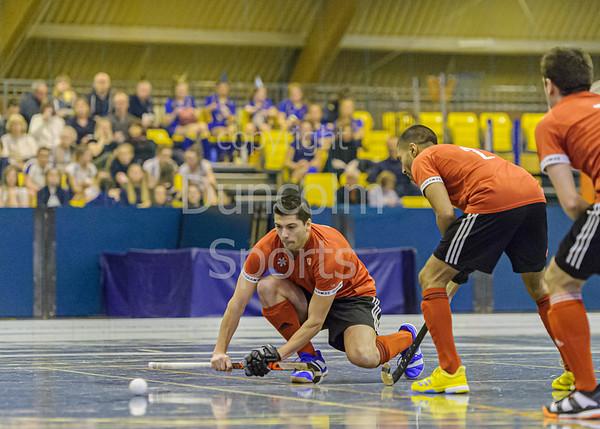 11 January 2020 at Bells Sports Centre, Perth. Indoor Hockey Test Match - Scotland v Canada.