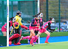 3 May 2016 at the National Hockey Centre, Glasgow Green.  Women's International Challenge match - Scotland v Japan