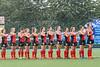 9 August 2019 at the National Hockey Centre, Glasgow Green. Women's EuroHockey Championship II  semi-final match:  Scotland v Poland