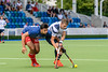 8 July 2018 at the National Hockey Centre, Glasgow Green. Men's international series, Scotland v USA, Game 1
