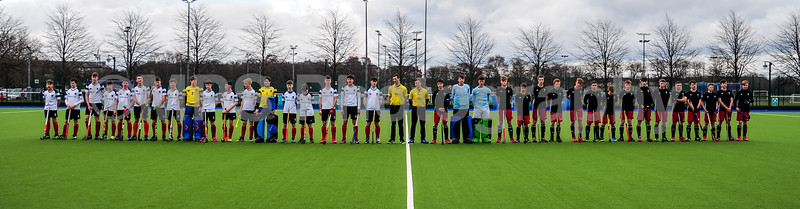 Scotland v Wales U16/18 Boys
