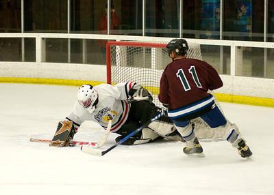 WB_0058 Number 11 on goalie
