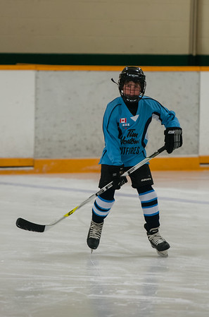 Spitfires Minor Atom Hockey - 2014-15
