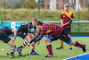 28 October 2017 at t he National Hockey Centre, Glasgow Green. Scottish National League Division 2 game - Stepps v Harris Academy FP