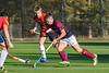 27 October 2018 at Stepps. Scottish Hockey Division 3 match - Strathclyde University v Erskine Stewarts Melville