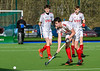 15th March 2019 at the National Hockey Centre, Glasgow Green. Scottish Hockey Senior Schools Finals. <br /> Senior Boys Plate - Strathallan v Aberdeen Grammar