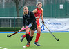 2 December 2018 at Glasgow Green. Scottish Hockey Super Series match - Glasgow Thunder v Dundee Devils