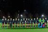 30 November 2018 at Glasgow Green. Scottish Hockey Super Series development teams match - Glasgow Thunder v Edinburgh Lightning