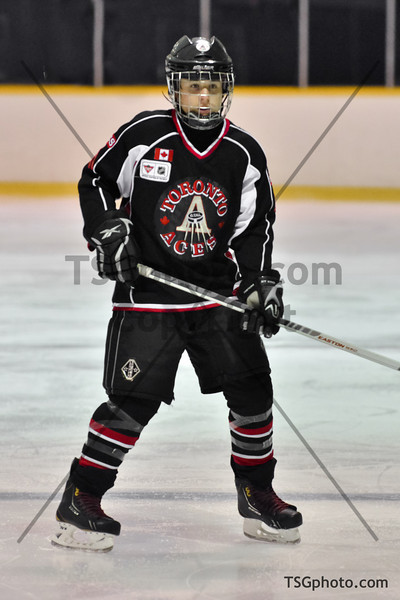 Toronto Aces Bantam AA vs North York Knight, November 16, 2012