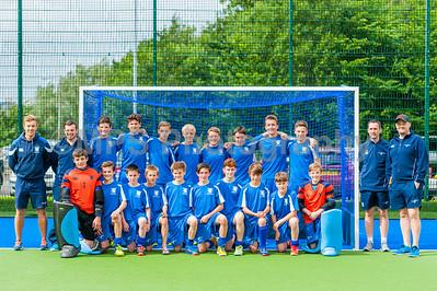U16 Scotland V U16 UK Lions