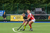 6 August 2019 at the National Hockey Centre, Glasgow Green. Women's EuroHockey Championship II  Pool B match:<br /> Ukraine v Austria