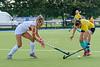 10 August 2019 at the National Hockey Centre, Glasgow Green. Women's EuroHockey Championship II  Pool C match:<br /> Ukraine v Turkey