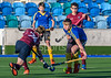 5 November 2017 at the National Hockey Centre, Glasgow Green. Scottish Under 18 Cup Finals day. Uddingston v Watsonians
