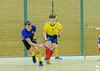12 January 2020 at Bells Sports Centre, Perth. Scottish Hockey U18 Indoor Boys Cup.<br /> Uddingston v Perthshire