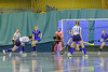 11 January 2020 at Bells Sports Centre, Perth. Scottish Hockey U18 Indoor Girls Cup.<br /> Strathallan v Robert Gordon's