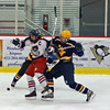 West Virginia University vs. Robert Morris  WVU Hockey ACHA CHE