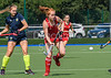 9 August 2019 at the National Hockey Centre, Glasgow Green. Women's EuroHockey Championship II  Pool C match: Wales v Ukraine