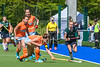 13 May 2018 at the National Hockey Centre, Glasgow Green. Scottish Hockey  play-off Grand Final - Clydesdale Western v Edinburgh University