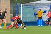 28 September 2019 at Auchenhowie, Glasgow. <br /> Scottish Hockey Women's Premiership match - Western Wildcats v Glasgow University