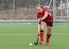 29 February 2020 at Auchenhowie. Scottish Hockey Women's Premiership match - Western Wildcats v Merlins Gordonians