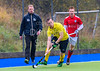 13 October 2018 at Auchenhowie. Scottish Hockey Division 1 match - Western Wildcats v Gordonians