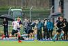 23 February 2019 at Auchenhowie. Scottish League Division 1 match  Western Wildcats v Grange