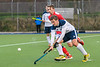 25 November 2018 at Auchenhowie. Scottish Hockey League Division 1 match - Western Wildcats v Grove Menzieshill
