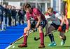 6 October 2018 at Auchenhowie. Scottish Hockey Division 1 match - Western Wildcats v Watsonians