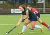 9th October 2021 at Auchenhowie. Scottish Hockey Women's Premiership match - Western Wildcats v Edinburgh University