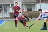 29 February 2020 at Auchenhowie. Scottish Hockey Men's Regional League Division 1 match - Western Wildcats 2s v Watsonians 2s
