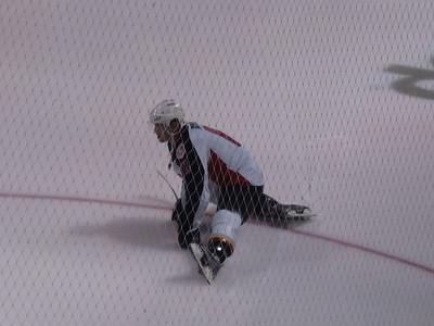 Wilkes Barre Scranton Penguins vs Binghamton Senators 12-28-2007