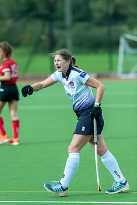 Lichfield Women's 1st XI v Sutton Coldfield 2nd XI - Midlands Regional Hockey Association Women's League - Midlands Premier Division - 10 October 2020