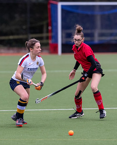 Lichfield women's 2nd XI v University of Birmingham 3rds - MRHAWL Midlands Division Two - 24 October 2020