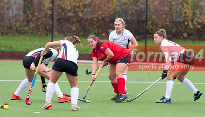 Lichfield Women's 1st XI v KL Ladies - 9 November 2019